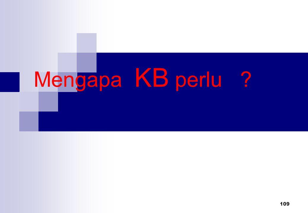 Mengapa KB perlu