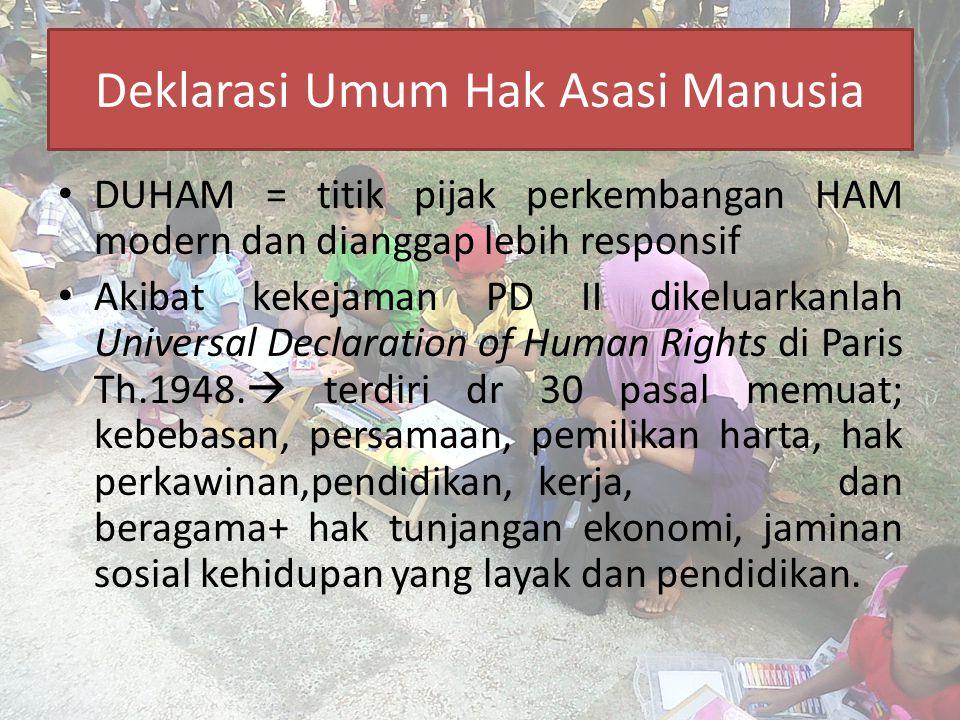 Deklarasi Umum Hak Asasi Manusia