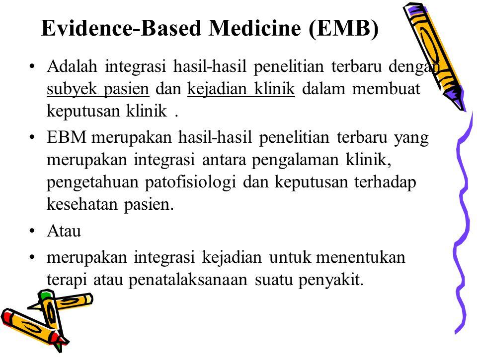 Evidence-Based Medicine (EMB)