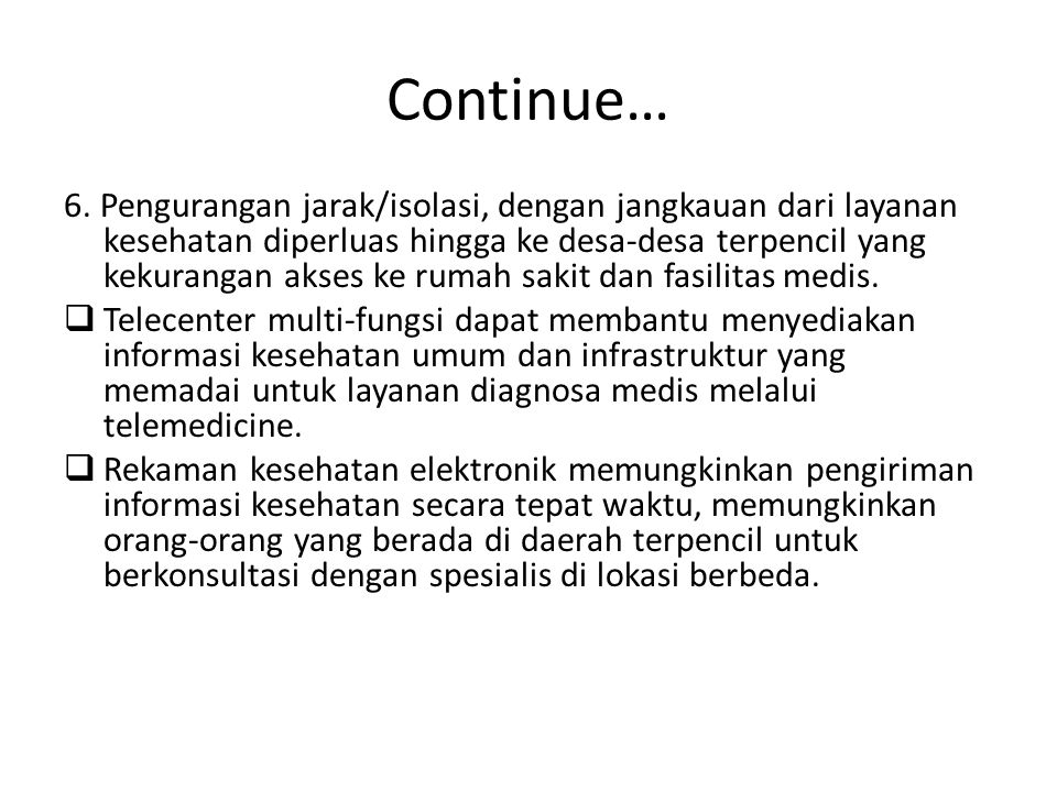 Continue…