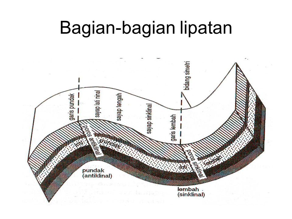 Bagian-bagian lipatan