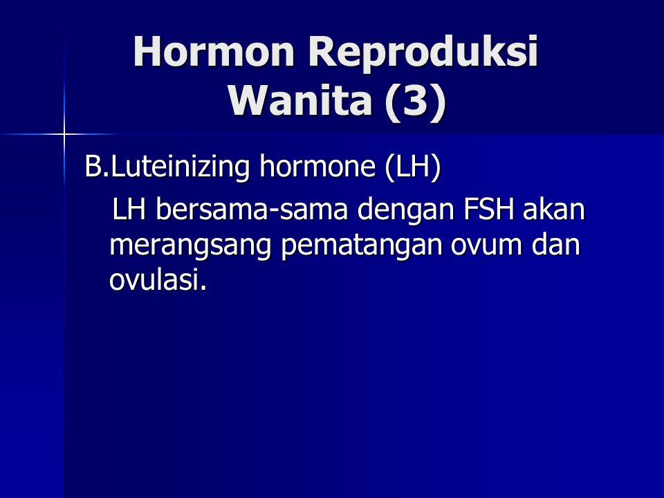 Hormon Reproduksi Wanita (3)