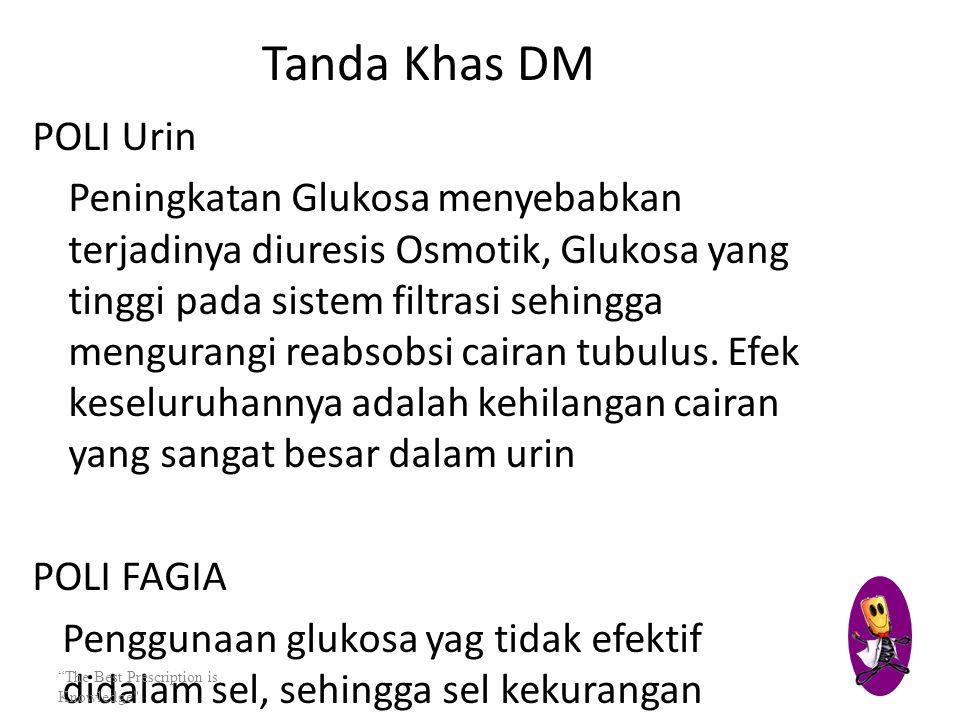 Tanda Khas DM