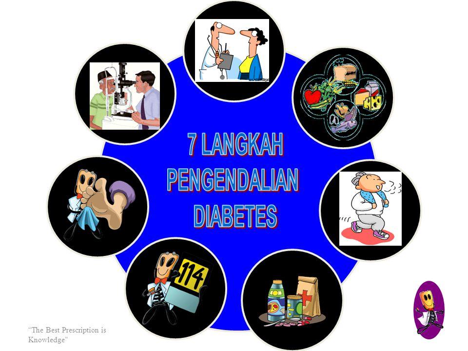 7 LANGKAH PENGENDALIAN DIABETES