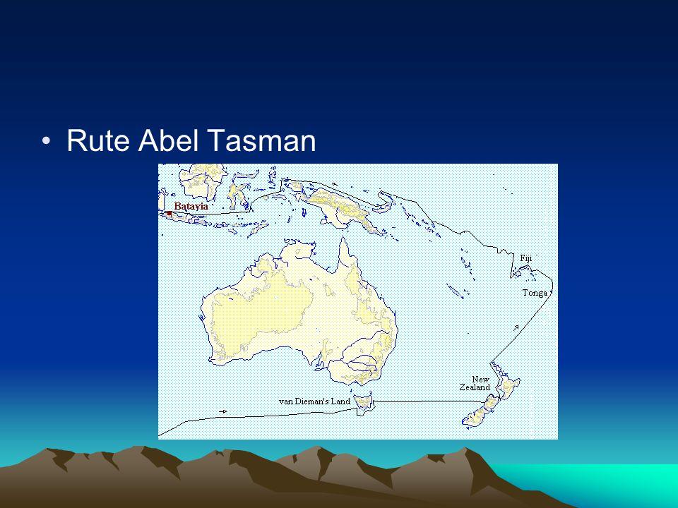 Rute Abel Tasman