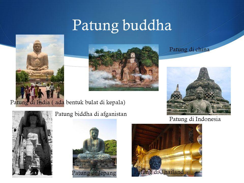 Patung buddha Patung di china