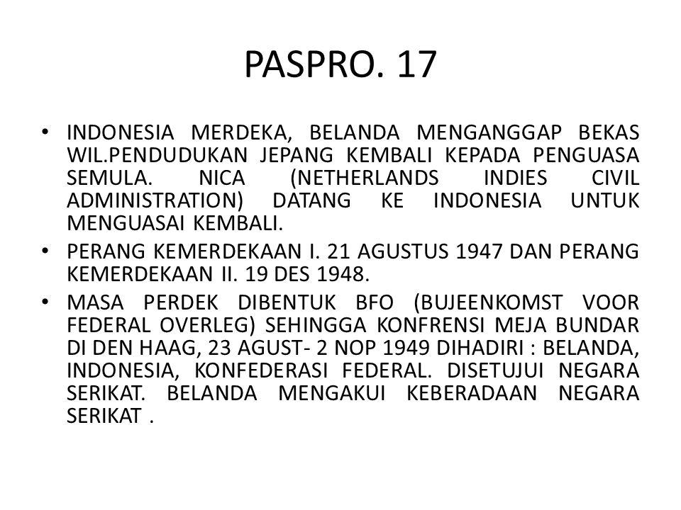 PASPRO. 17