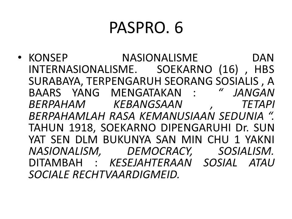 PASPRO. 6