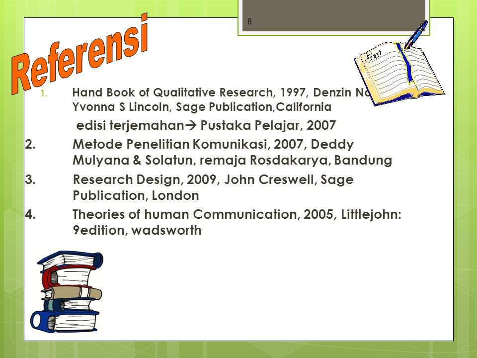 Referensi edisi terjemahan Pustaka Pelajar, 2007