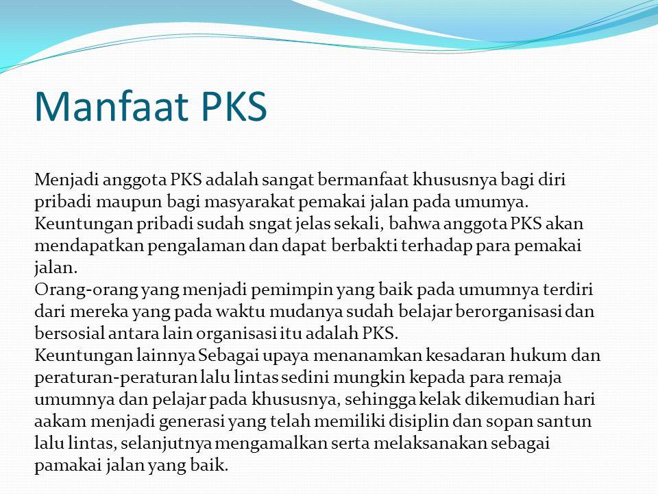 Manfaat PKS