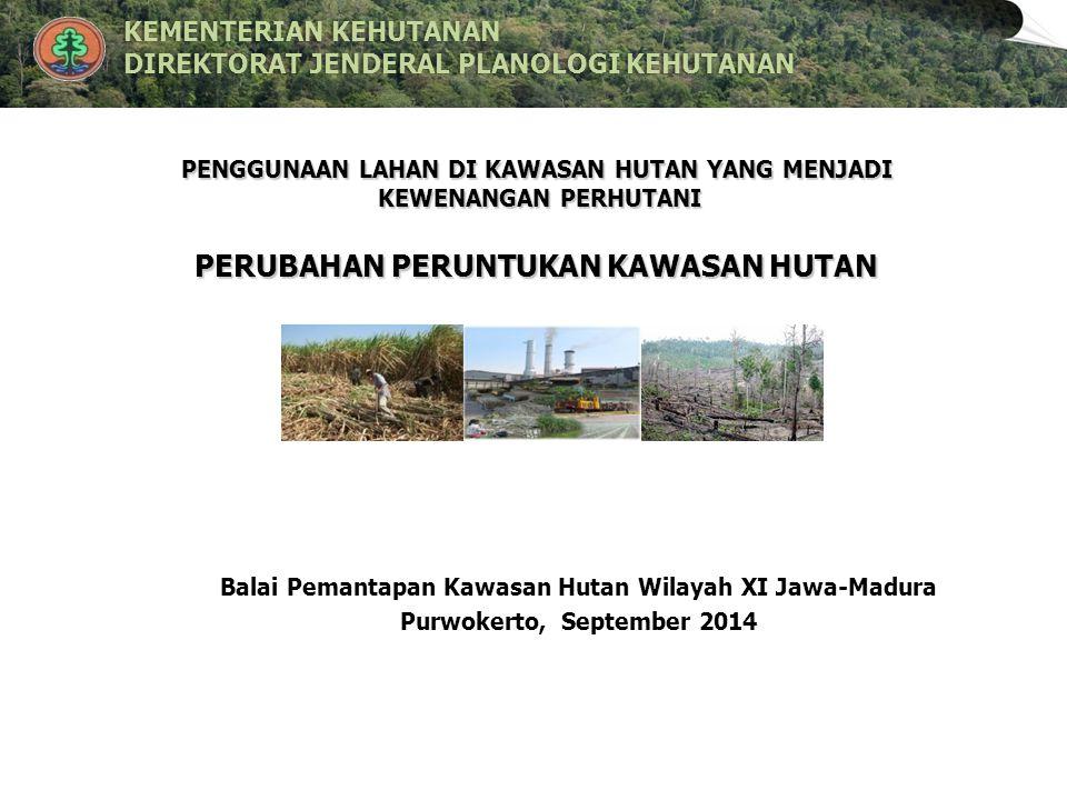 Balai Pemantapan Kawasan Hutan Wilayah XI Jawa-Madura