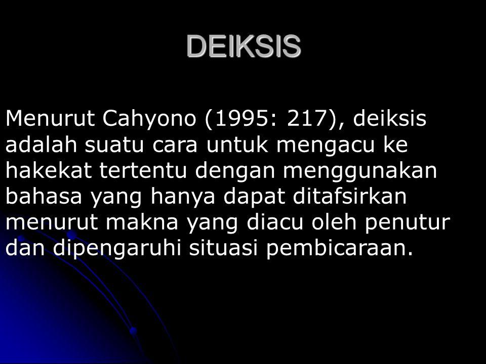DEIKSIS