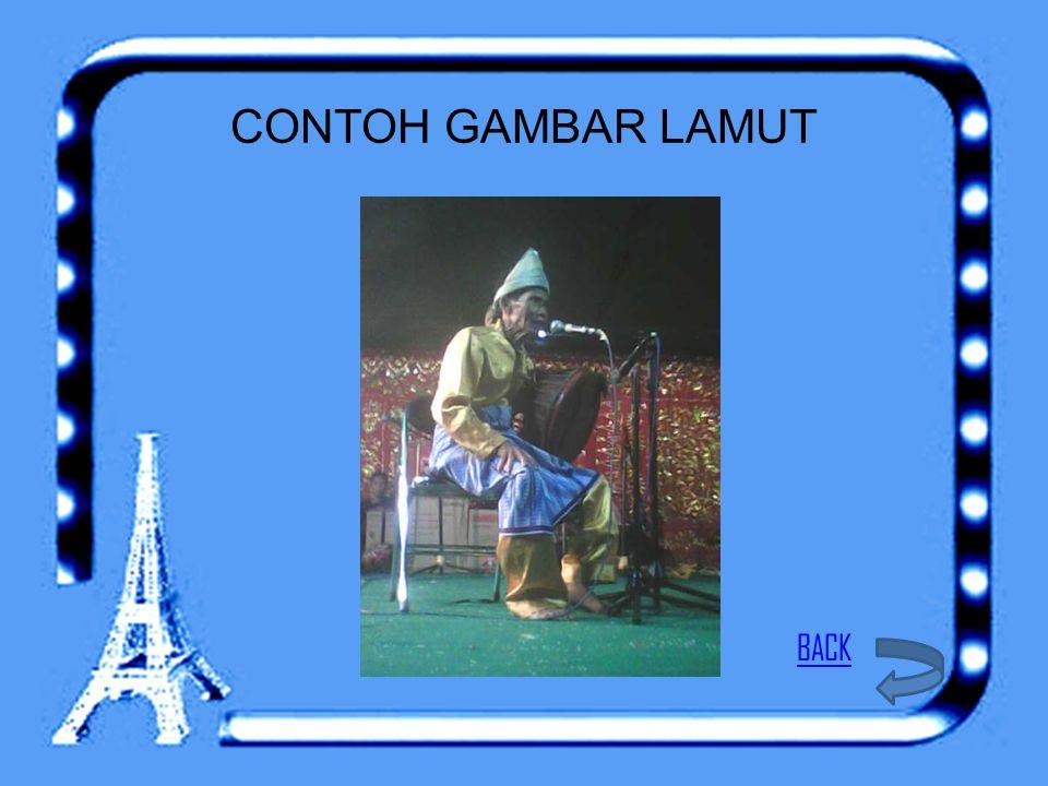 CONTOH GAMBAR LAMUT BACK