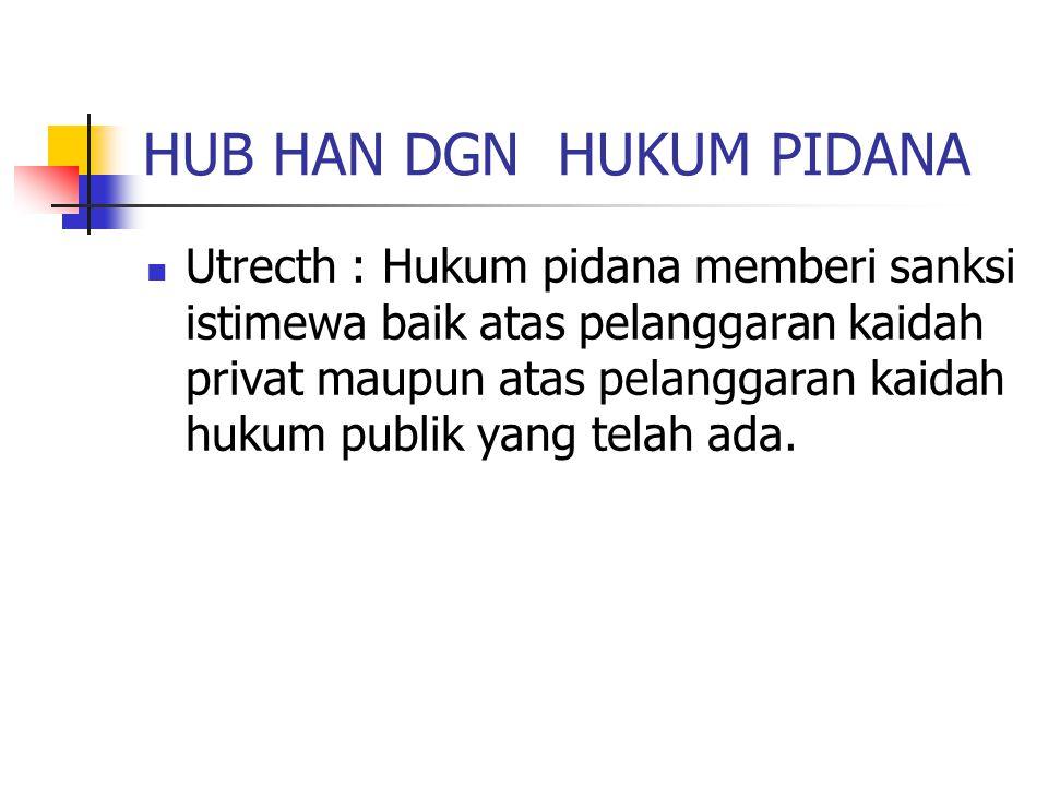HUB HAN DGN HUKUM PIDANA