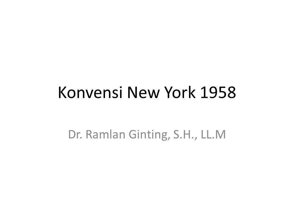 Dr. Ramlan Ginting, S.H., LL.M