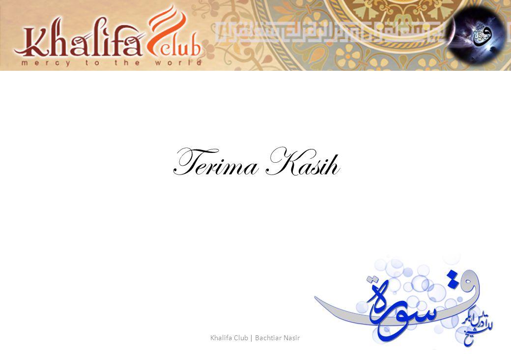 Khalifa Club | Bachtiar Nasir