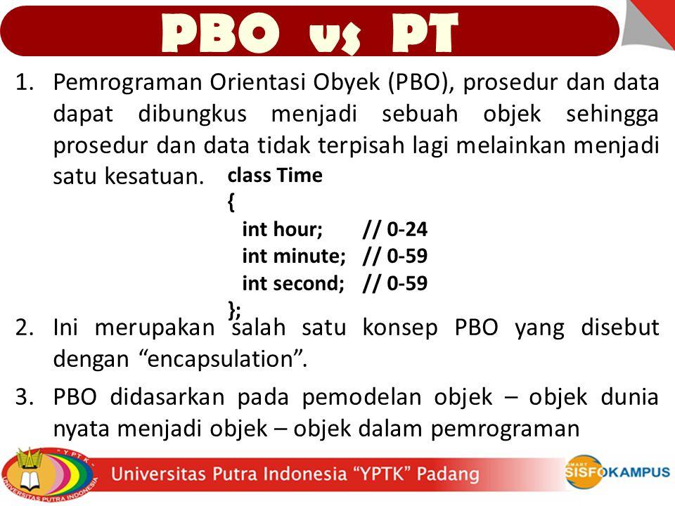 PBO vs PT