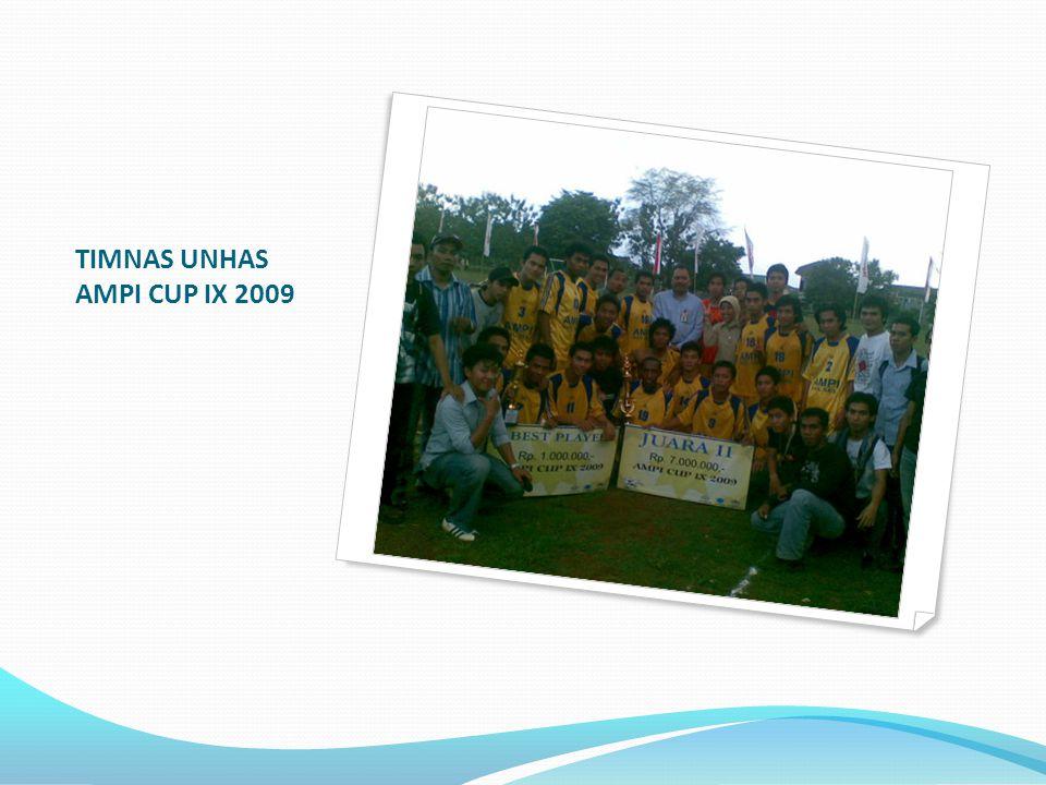 TIMNAS UNHAS AMPI CUP IX 2009