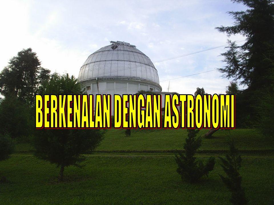BERKENALAN DENGAN ASTRONOMI