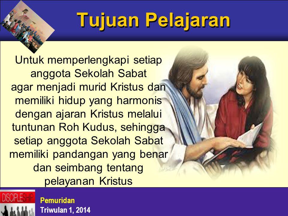 Untuk memperlengkapi setiap anggota Sekolah Sabat