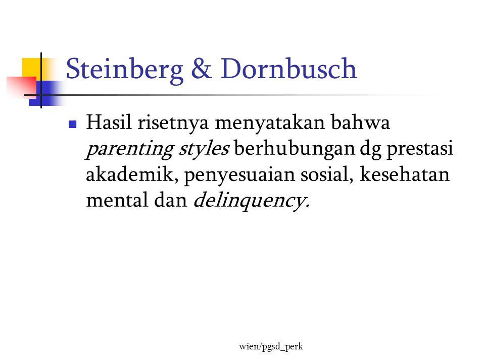 Steinberg & Dornbusch
