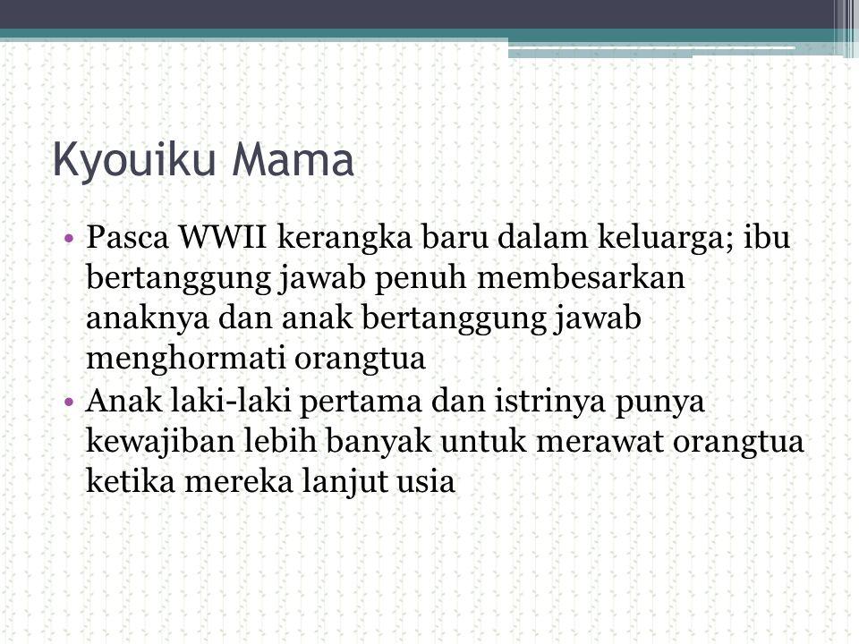 Kyouiku Mama