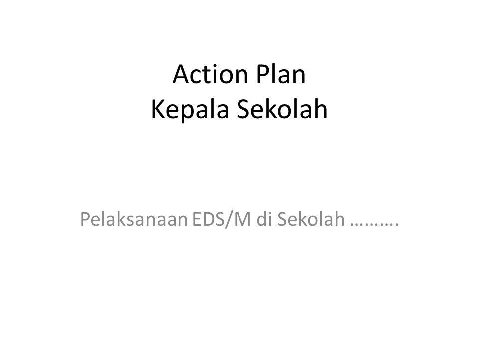 Action Plan Kepala Sekolah