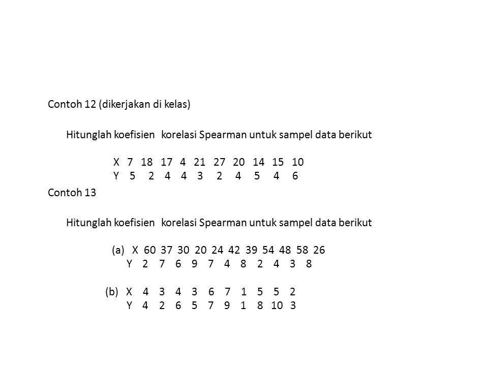 Contoh 12 (dikerjakan di kelas)
