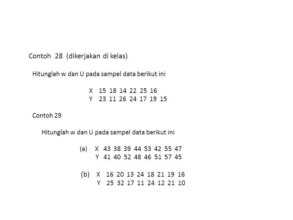 Contoh 28 (dikerjakan di kelas)