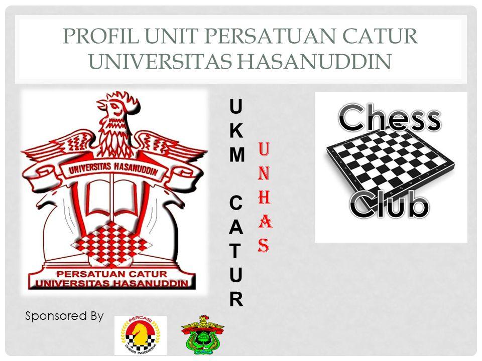 Profil unit persatuan catur universitas hasanuddin