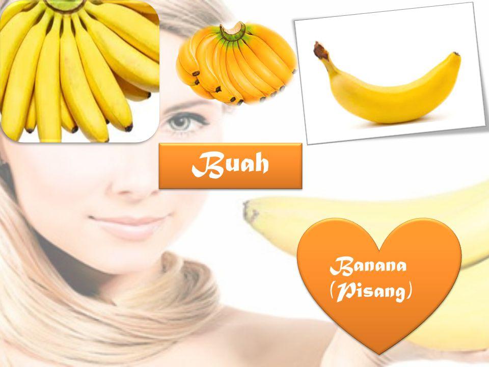Buah Banana (Pisang)