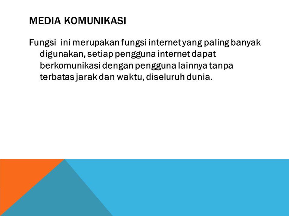 Media KOmunikasi
