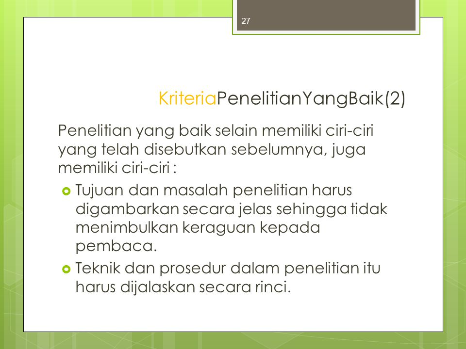 KriteriaPenelitianYangBaik(2)