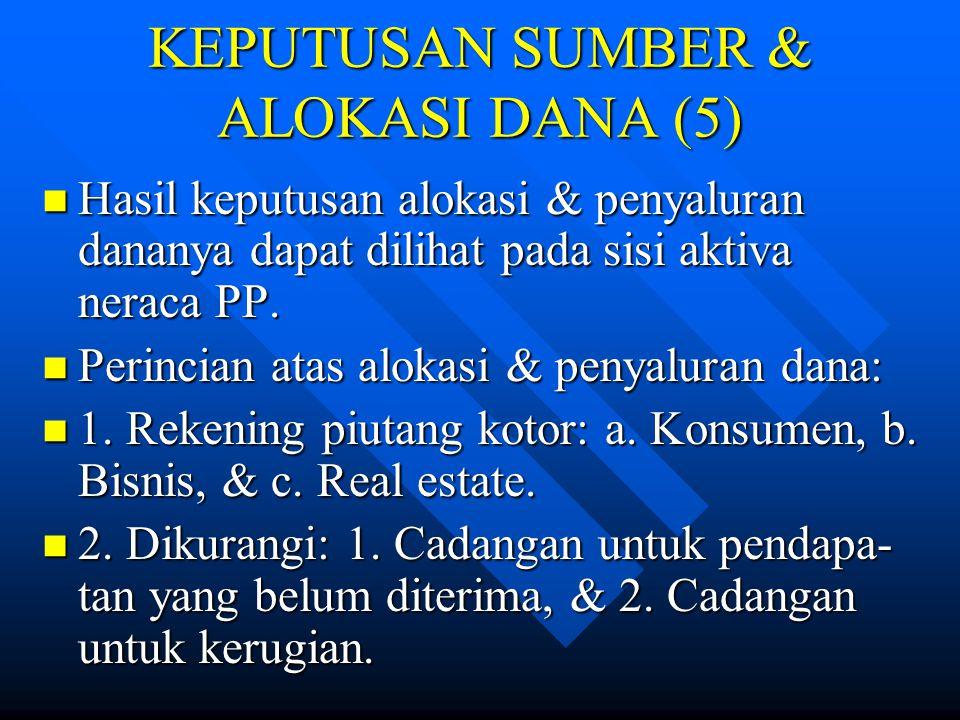 KEPUTUSAN SUMBER & ALOKASI DANA (5)