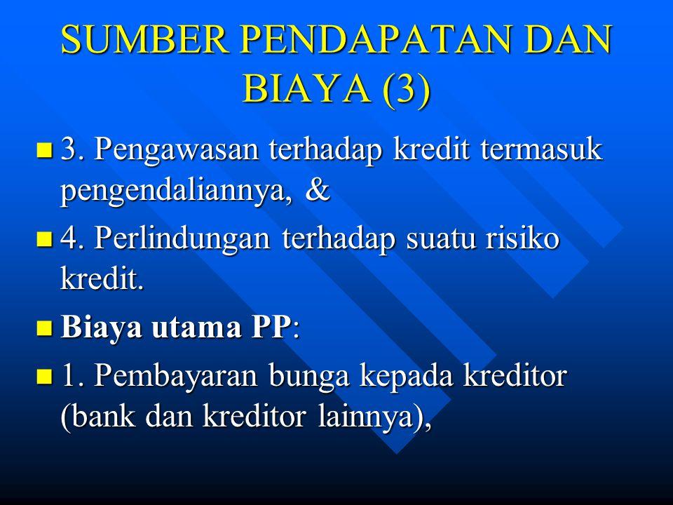SUMBER PENDAPATAN DAN BIAYA (3)