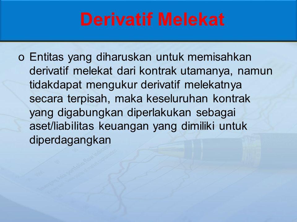 Derivatif Melekat