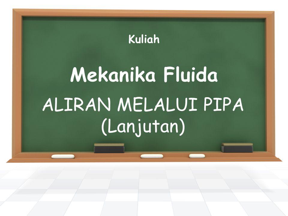 Kuliah Mekanika Fluida