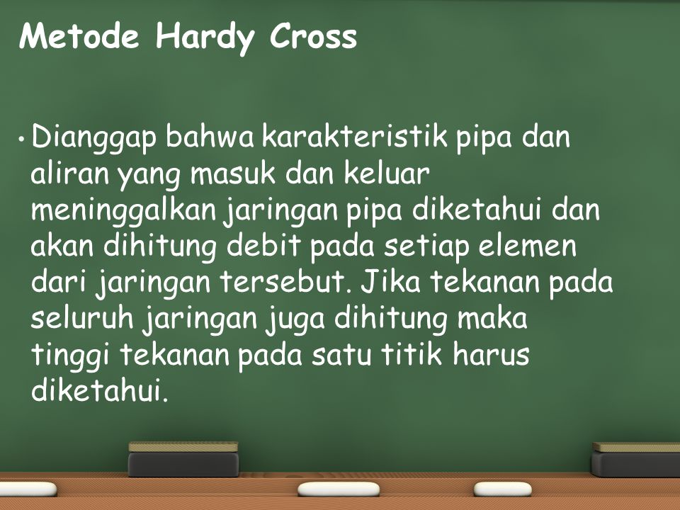 Metode Hardy Cross