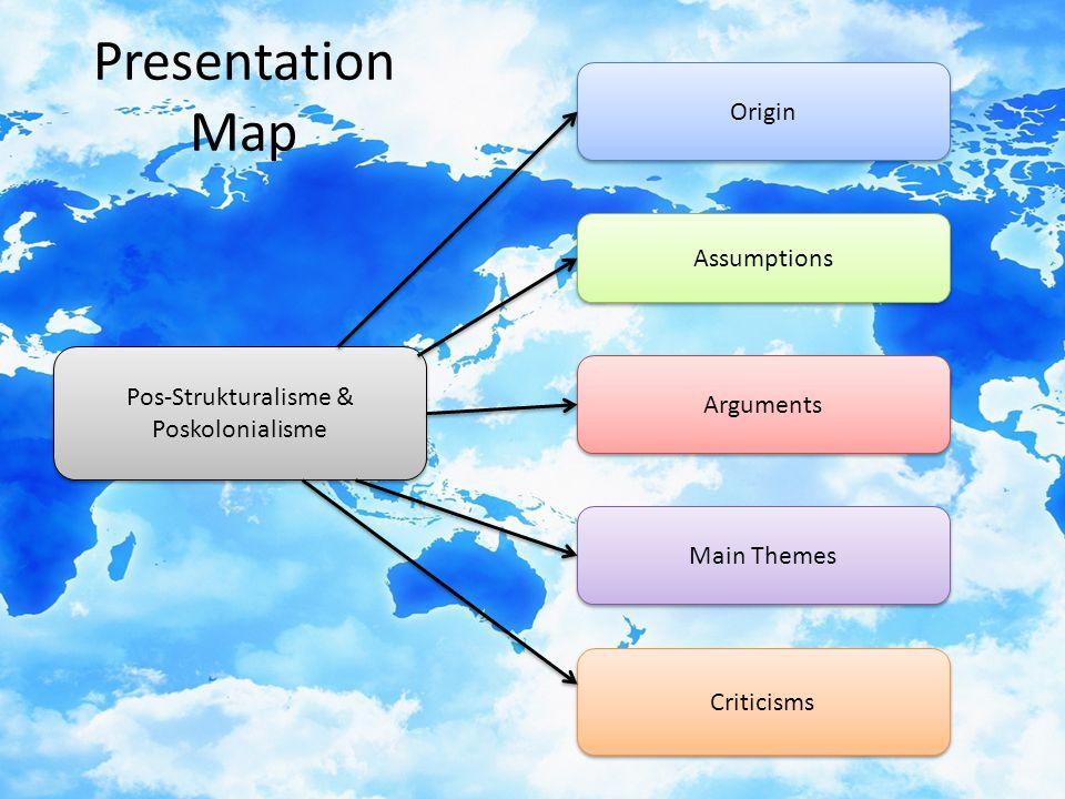 Pos-Strukturalisme & Poskolonialisme