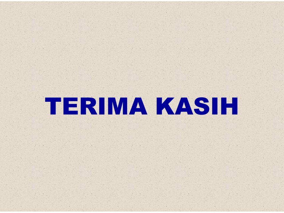 TERIMA KASIH BPS Jakarta, 17 April 2008