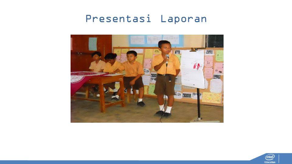 Presentasi Laporan