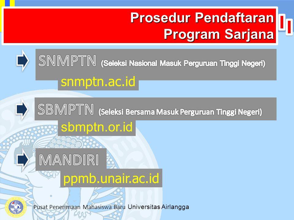 SNMPTN (Seleksi Nasional Masuk Perguruan Tinggi Negeri)