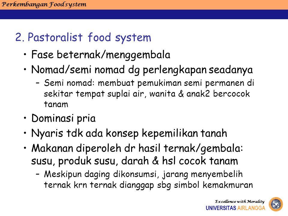 2. Pastoralist food system