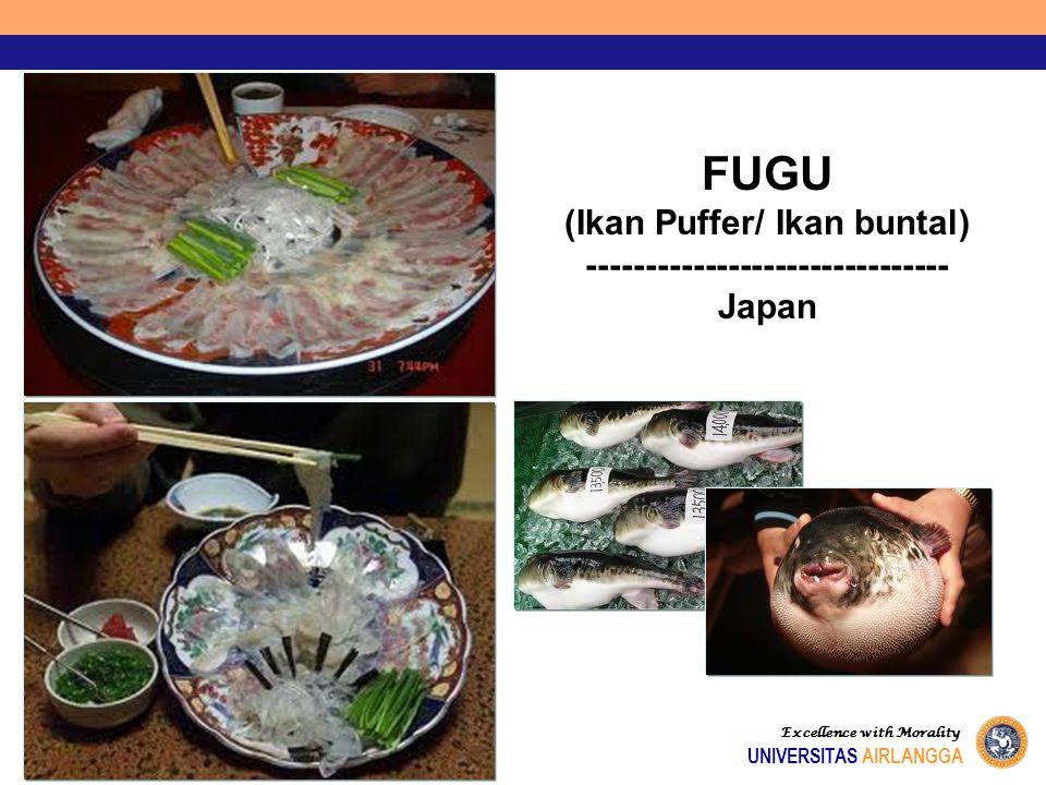 (Ikan Puffer/ Ikan buntal) -------------------------------