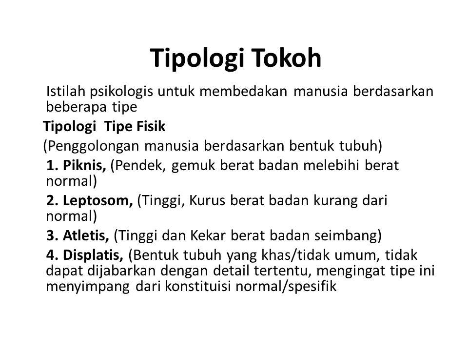 Tipologi Tokoh