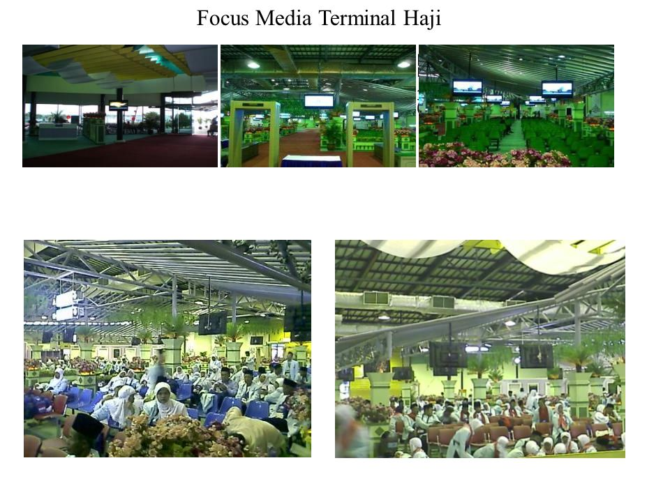 Focus Media Terminal Haji