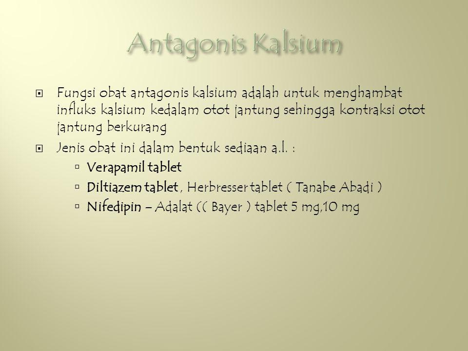 Antagonis Kalsium