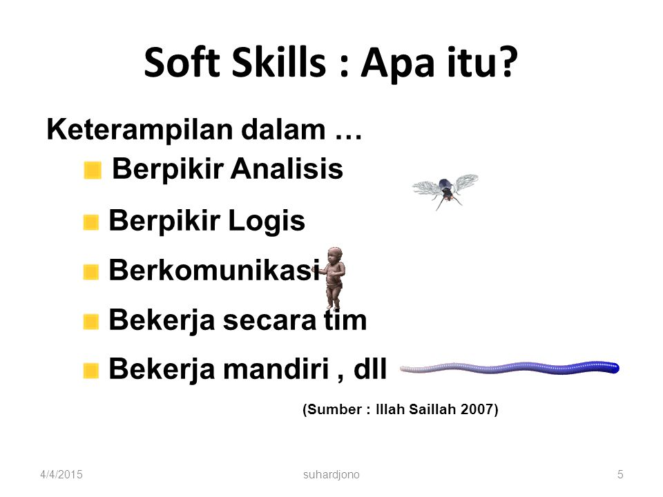 Soft Skills : Apa itu Berpikir Analisis Keterampilan dalam …