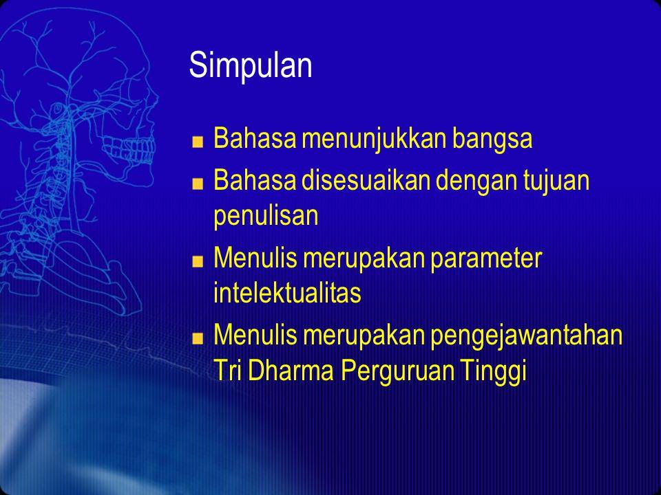 Simpulan Bahasa menunjukkan bangsa