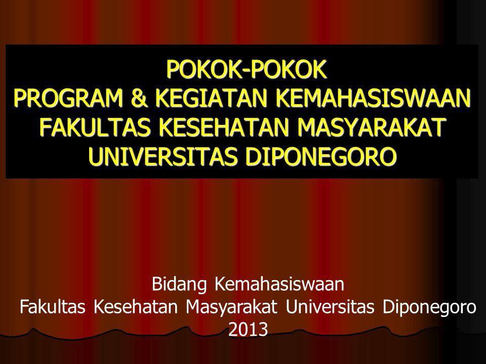 Fakultas Kesehatan Masyarakat Universitas Diponegoro